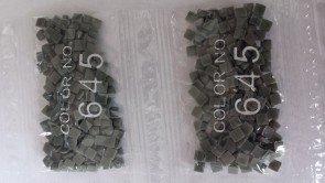 Ronde steentjes nummer 645 (klein)