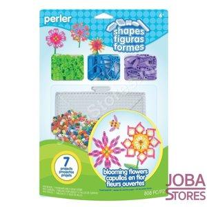 Strijkkralen Blooming Flowers