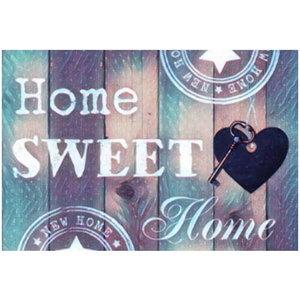 OP=OP Diamond Painting - Home Sweet Home 02 30x40cm