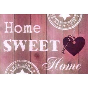 OP=OP Diamond Painting Home Sweet Home 05 30x40cm