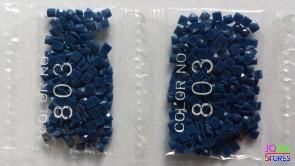 Nummer 803 vierkante steentjes (klein)