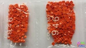 Nummer 946 vierkante steentjes (klein)