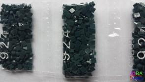Nummer 924 vierkante steentjes (klein)