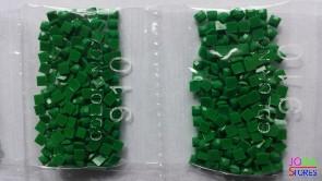 Nummer 910 vierkante steentjes (klein)
