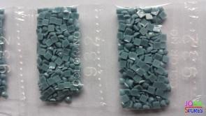 Nummer 932 vierkante steentjes (klein)
