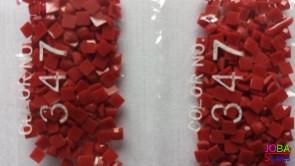 Nummer 347 vierkante steentjes (klein)