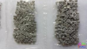 Nummer 415 vierkante steentjes (klein)