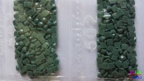 Nummer 502 vierkante steentjes (klein)