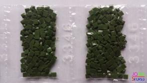 Nummer 3346 vierkante steentjes (klein)