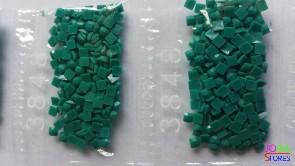 Nummer 3848 vierkante steentjes (klein)