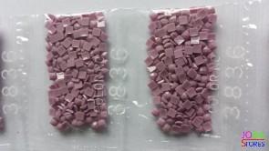 Nummer 3836 vierkante steentjes (klein)