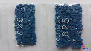 Nummer 825 vierkante steentjes (klein)