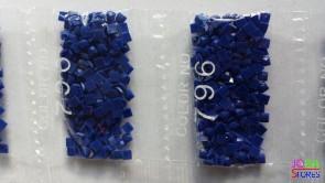 Nummer 796 vierkante steentjes (klein)