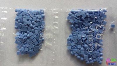Nummer 793 vierkante steentjes (klein)