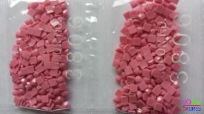 Nummer 3806 vierkante steentjes (klein)
