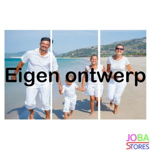 *Diamond Painting Eigen Ontwerp 3 luiks (Custom) (FULL)