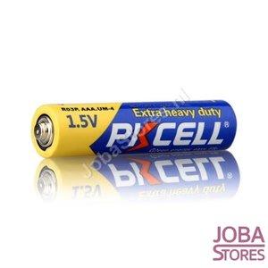 OP=OP Batterijen AAA 1.5V PKCELL Heavy Duty 4 stuks