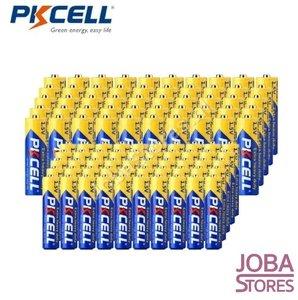 OP=OP Batterijen AAA 1.5V PKCELL Heavy Duty 12 stuks