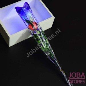 Led Roos Blauw (per stuk)