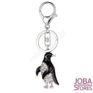 OP=OP Bling Sleutelhanger Pinguin