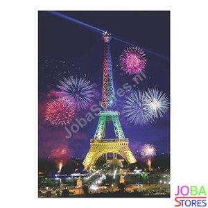 Diamond Painting Eiffeltoren 40x50cm
