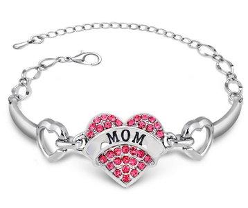 OP=OP Armband Mom Roze