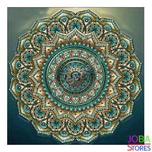 Diamond Painting Mandala 04 40x40cm