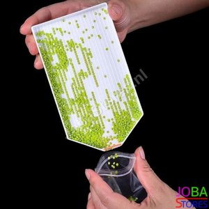 Diamond Painting Mega Schudbakje met klepje
