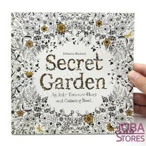 """Kleurboek voor volwassenen """"Secret Garden"""" (24 pagina's)"""